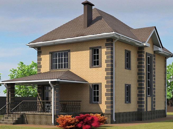 подробной карте угловые двухэтажные дома проекты фото всякое